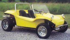 VW Dune Buggy Never should have sold ours!