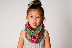 Bufandas y pañuelos para niñas en Etsy, The Little Parasol > Minimoda.es