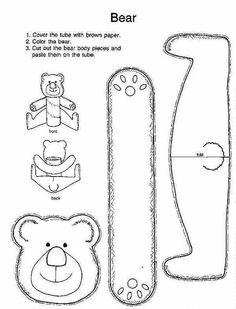 ours (rouleau de papier toilette)