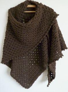 Free pattern prayer shawl