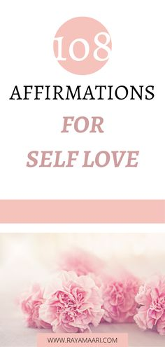 Affirmations are one of the best tools you can use to live a happier life. Matters of the inner self start and ends with the quality of your mindset. Therefore, using these affirmations for self-love is a good place to start. affirmations for women | positive affirmations | daily affirmations for self love | self love mantra | powerful affirmations | affirmations for confidence | self growth affirmations #affirmation Positive Thinking Tips, Positive Thoughts, Affirmations For Women, Positive Affirmations, Life Matters, Self Acceptance, Love Tips, Transform Your Life, Self Improvement Tips