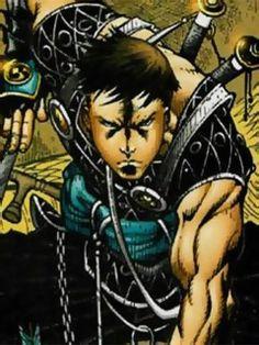 Bushido, Teen Titans, DC Comics