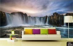 Papel De Parede Sala 3d Adesivo Decorativo Painel 1.5x2.5m - R$ 199,00 no MercadoLivre