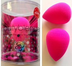 Beauty blender. Glad I purchased this.. It's a must have!