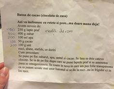 Baton de cacao