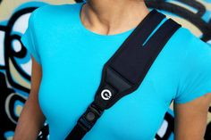 The Split Strap - A comfy strap specially designed to fit the anatomical needs of your body. ($39.00, http://photojojo.com/store)