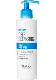 aco daily face wash