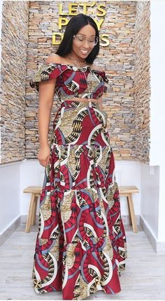 Spectacular New Ankara Ideas for 2020 ~ Switch Afrique Latest African Fashion Dresses, African Print Dresses, African Dresses For Women, African Print Fashion, African Attire, African Print Dress Designs, Africa Dress, African Traditional Dresses, Latest Ankara
