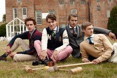 Croquet fellas