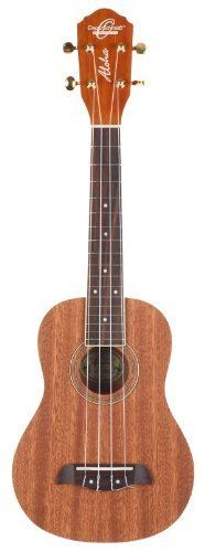 Oscar Schmidt by Washburn OU2C Limited Edition Concert Ukulele by Oscar Schmidt. $59.95. The limited-edition series of Oscar Schmidt OU2 ukuleles boasts handcrafted quality at an affordable price. Available in soprano-, tenor-, baritone-, and concert-sized models, the limited-edition OU2 series features mahogany top, back, and sides; a rosewood bridge; a satin finish; and gold tuners. As with all Oscar Schmidt ukuleles, there is a lifetime warranty.