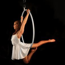 Jo - Aerial Silks & Hoop | London | UK