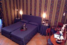 Hotel Lirico #Roma - Camera doppia a letti separati