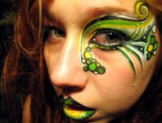 eye design, circles bubbles