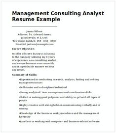Hr Consultant Resume Template  Hr Manager Resume Sample  This Hr