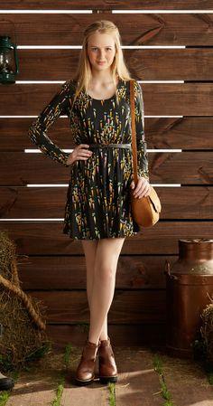 Só na Antix Store você encontra Vestido Cenourinhas com exclusividade na internet