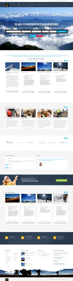 ListGo - Listing and Directory Template - company analysis report template