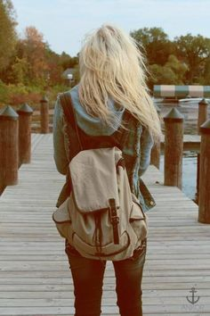 Hoodie and Travel backpack