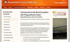 "What is ""under roof insulation""? According to Sydney insulation business owner Lawrence Wolf, it's very different from ceiling insulation http://www.foamedinsulations.com.au/content_common/pg-roofinsulation.seo Underfloor / Underroof / Melbourne / Australia"