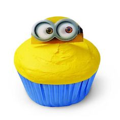 18 Despicable Me Minions Cupcake Cake Picks Favors Toppers Birthday Party | eBay