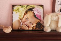 Girl. Inspired.: Canvas Photos DIY