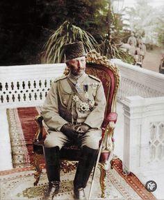 in Turkish marshal uniform, Istanbul 1917 Royal Princess, Princess Victoria, Austro Húngaro, Ottoman Empire, North Africa, Southeast Asia, Istanbul, Royalty, Geek Stuff