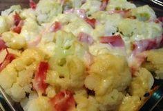 Receitas da Dieta Dukan: Couve-flor gratinada Dukan