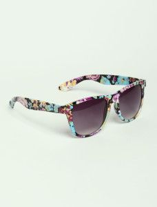 Love Culture Sun Glasses i love how the flowers look it is wonderful i will love to have