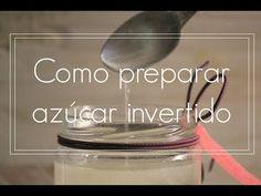 rezetas de carmen: Recopilatorio de recetas de helados, polos y sorbetes y receta de azucar invertido