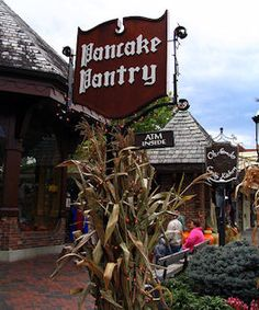 Pancake Pantry Gatlinburg, Tennessee YUM!