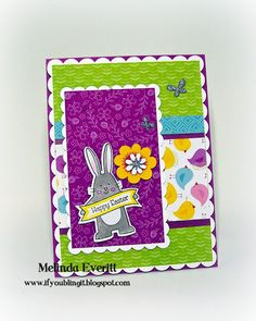 If You Bling It: March's SWAA Blog Hop. Close to My Heart Penelope. Melinda Everitt