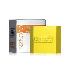 CUCNZN Propolis handmade soap whitening oil control acne blackhead acne removal clean