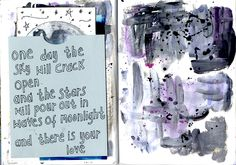 @julia_t    One Day   Pop Out   Season of Magic   Get Messy Art Journal   Creative Team Inspiration