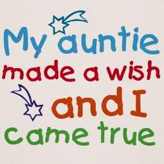 Auntie Baby Clothing, T shirts, & Accessories