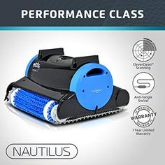 Best Seller Dolphin Nautilus Automatic Robotic Pool Cleaner Dual Filter Cartridges, Two Scrubbing Brushes Tangle-Free Swivel Cord, Ideal Swimming Pools 50 Feet online - Bestsellersoutfits Best Robotic Pool Cleaner, Pool Vacuum Cleaner, Vacuum Cleaners, Best Swimming, Swimming Pools, Best Pool Vacuum, Best Above Ground Pool, Swimming Pool Cleaners, Vacuum Reviews