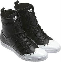 new product 8a6e2 5d1f2 adidas Originals Brogue Pack-4  zapatillas  sneakers  black  white Zapatero,