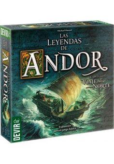Las leyendas de Andor: Viaje al Norte. 34,95€