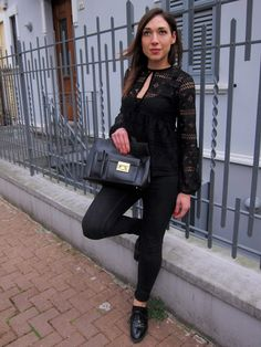 New #look for Laura! http://www.agoprime.it/waiting-spring/
