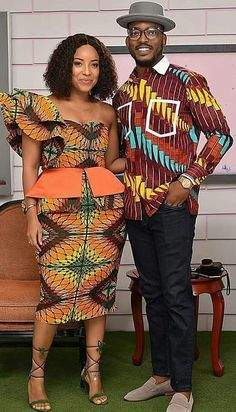The most classic collection of beautiful traditional and ankara styles and designs for couples. These ankara styles collections are meant for beautiful African ankara couples African Fashion Designers, African Inspired Fashion, African Print Fashion, Africa Fashion, Tribal Fashion, African Print Dresses, African Fashion Dresses, African Dress, Fashion Outfits