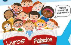 A VISÃO Júnior quer ouvir-te a contar em voz alta. A ti e à tua turma! Livros Falados é uma iniciativa aberta a todas as escolas do pré-escolar e do básico, até ao 6º ano, organizada conjuntamente pelo Plano Nacional de Leitura, a VISÃO Júnior e a Rede de Bibliotecas Escolares, entre outros parceiros