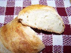 Puerto Rican Water Bread (Pan de Agua)