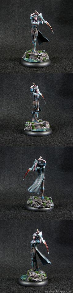 Malifaux - Lilith