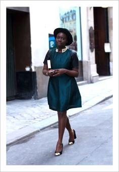 STYLE ICON: Sarah Diouf Lil Black, Black Girls, Street Outfit, Street Wear, Loft Interior Design, Gamine Style, African Fashion Designers, Minimalist Fashion, Minimalist Style