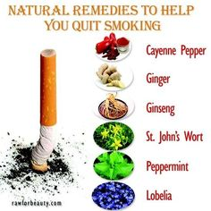 Natural Remedies To Quit Smoking |Easy Homesteading....also plantain and licorice root!  Eating ice cubes helped!