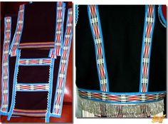 Straight Dance Ribbonwork Set