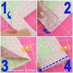 quilt binding corners Quilt Binding Tutorial, Bias Binding, Sewing Mitered Corners, Picnic Blanket, Outdoor Blanket, Quilted Potholders, Quilting Tips, Sewing Projects For Beginners, Quilt Blocks