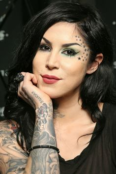 In what could be the longest social media response a celebrity has ever issued amidst controversy, Kat Von D has published a 700+-word Facebook message defending her decision to name one of her Studded Kiss lipstick shades (sold at Sephora) Underage Red. Although Von D notes that this lipstick shade was one of the first four that she named/released seven years ago, a Twitterstorm of objections to the name suddenly erupted this week, leading to more widespread discussion—and disgust—acros...