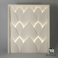 art deco panels