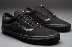 Vans Old Skool - Black/Black
