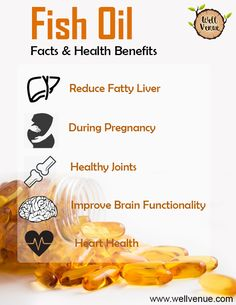 Fish Oil: Facts & Health Benefits