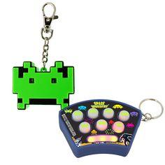 Space Invaders Key Set